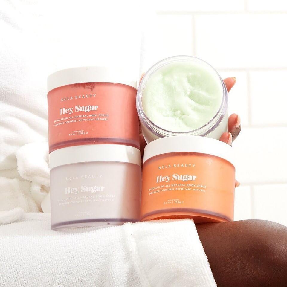 NCLA Peeling do ciała Hey Sugar 2 | SoBio Beauty Boutique | Cruelty Free Concept Store