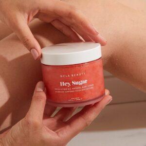 NCLA Peeling do ciała Hey Sugar Grapefruit | SoBio Beauty Boutique