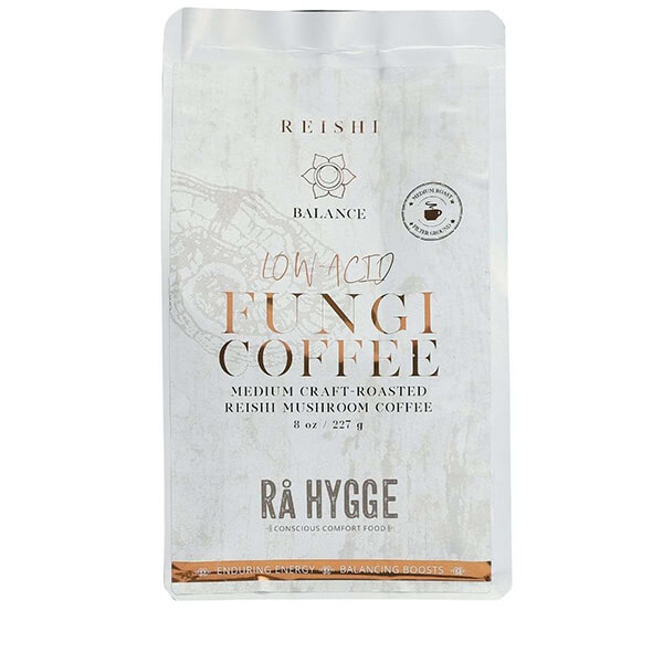 RA HYGGE Kawa z Reshi _ SoBio Beauty Boutique _ Cruelty Free Concept Store