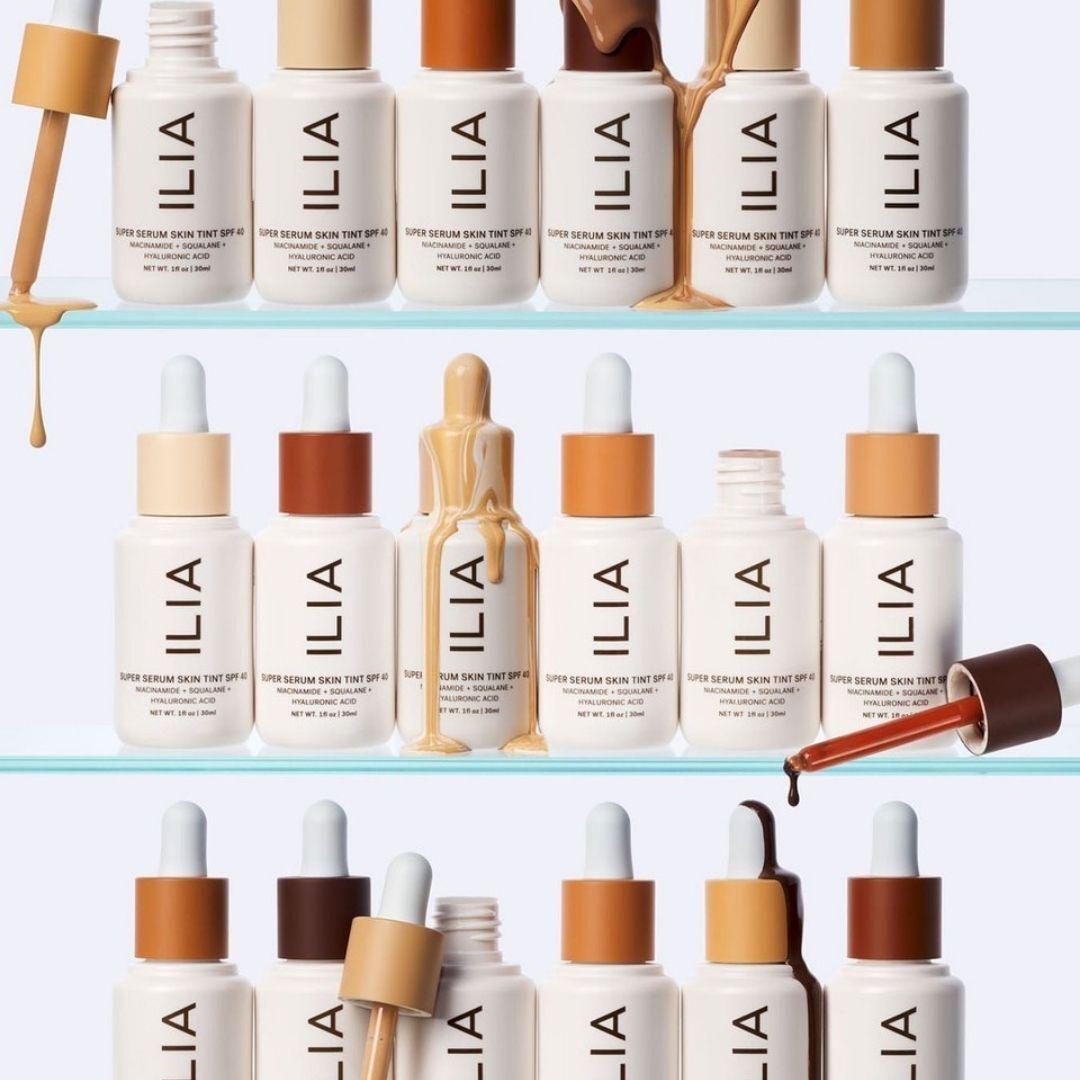 INSTAGRAM ILIA BEAUTY Super Serum SPF30 SoBio Beauty Boutique